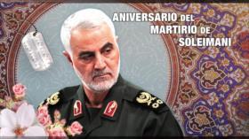 Detrás de la Razón: Primer aniversario luctuoso del teniente general Soleimani considerado el héroe iraní antiterrorista