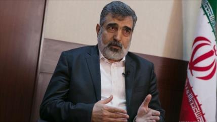 Irán logra producir uranio enriquecido al 20 % en 12 horas