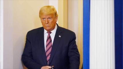 Irán emite notificación roja de Interpol contra Trump por Soleimani