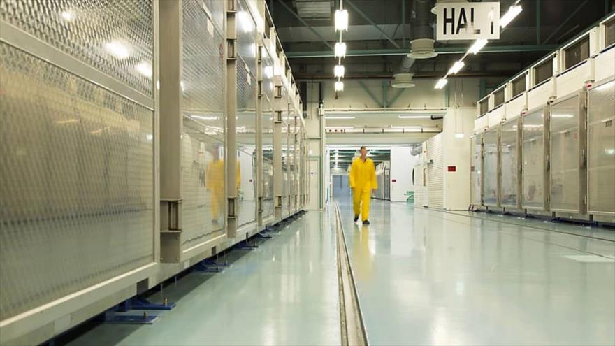Irán producirá mensualmente 9 kg de uranio enriquecido al 20% | HISPANTV