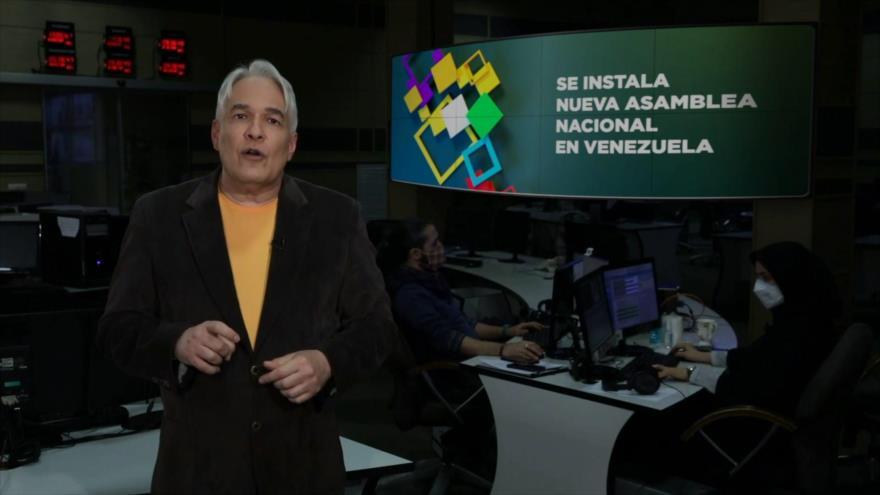 Buen día América Latina: Se instala nueva Asamblea Nacional en Venezuela