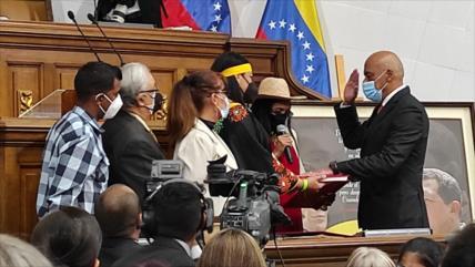 Jorge Rodríguez, nuevo presidente del Parlamento de Venezuela