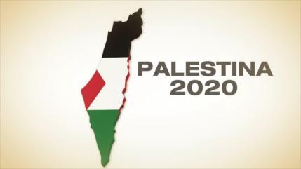 Los acontecimientos más importantes en Palestina durante el 2020