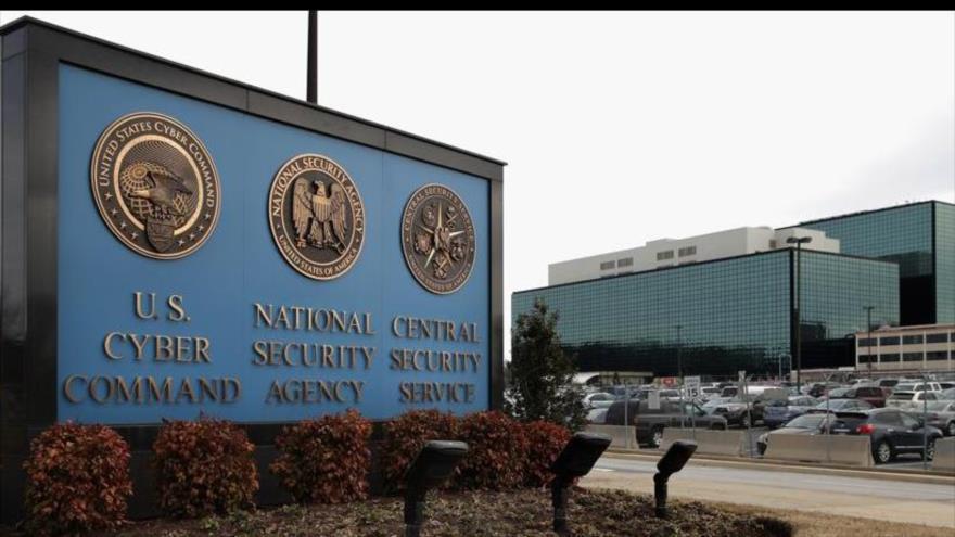 La sede de la agencia de Cibercomando de EE.UU. en Fort George G. Meade, en el estado de Maryland.