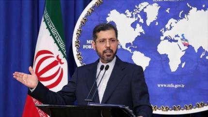 """Irán refuta """"infundadas"""" acusaciones del CCG, presionado por Riad"""