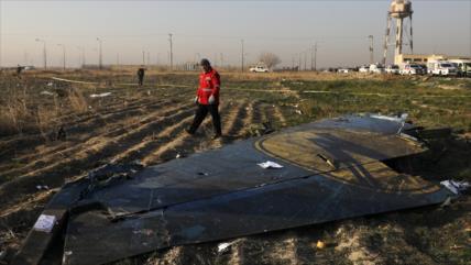 'Aventuras militares de EEUU causaron derribo del vuelo PS-752'