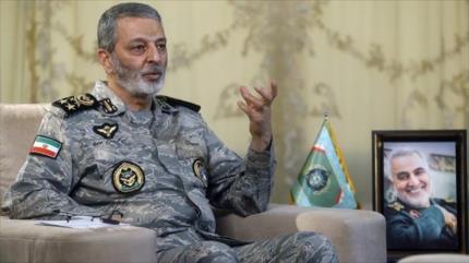 Ejército: Irán hará que EEUU se arrepienta si comete algún error