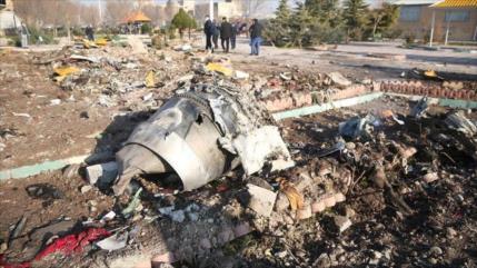 'Responsables del derribo del Boeing 737 deben ser enjuiciados'