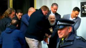 Justicia británica rechaza dejar en libertad a Julian Assange