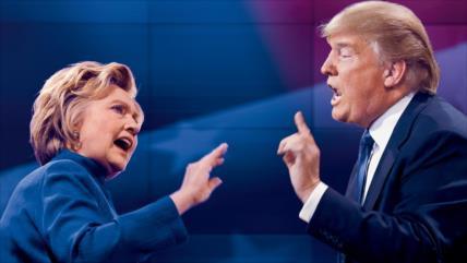 """Clinton tacha de """"terroristas"""" a los simpatizantes de Donald Trump"""