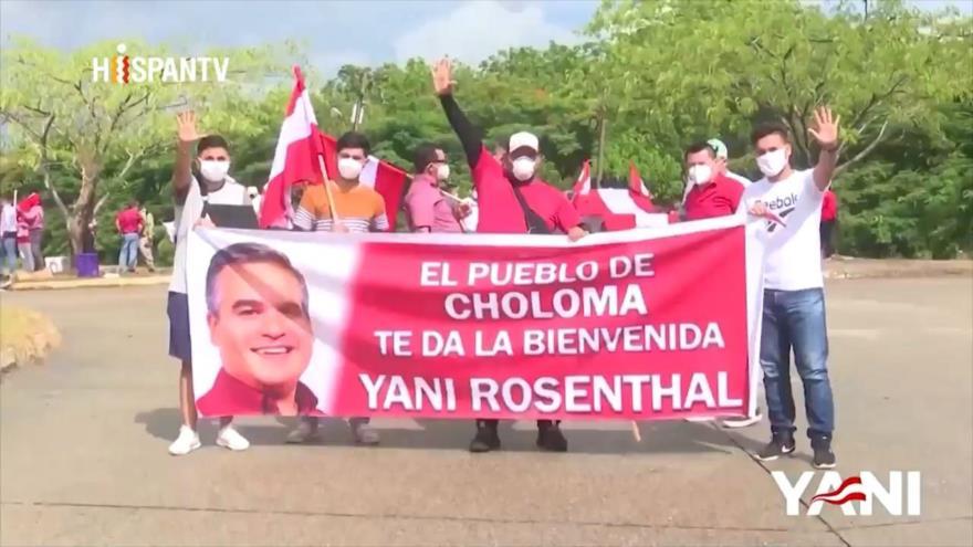 Honduras podría tener presidente que lavó activos del narcotráfico | HISPANTV