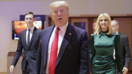 Kushner, consuegro de Trump: Su pauta está fuera del control
