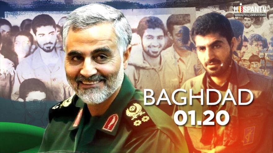 Baghdad 01:20 - Parte 1
