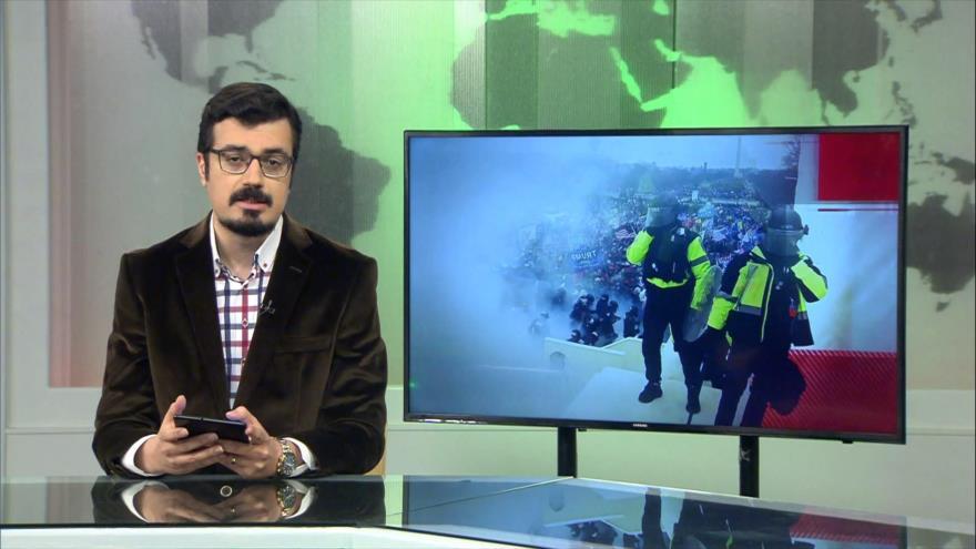 Buen día América Latina: América Latina repudia violencia trumpista