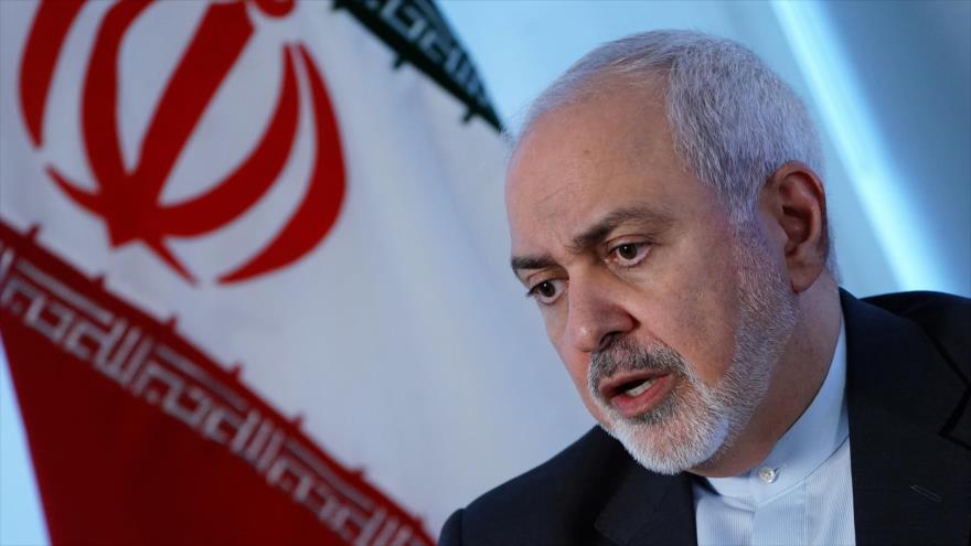 El canciller iraní, Mohamad Yavad Zarif, en una entrevista con Reuters en Nueva York, EE.UU., 24 de abril de 2019. (Foto: Reuters)