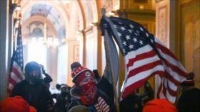 Líder iraquí: Asalto a Capitolio reveló la falsa democracia de EEUU