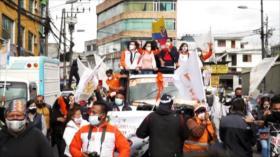 CNE de Ecuador denuncia intento de interferencia en elecciones