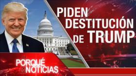 El Porqué de las Noticias: Caos en Washington. Frágil democracia occidental. Elecciones de Ecuador