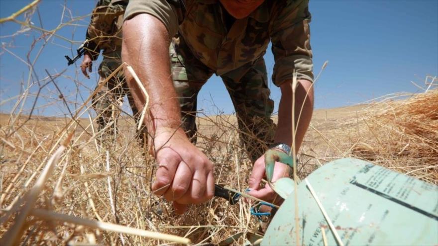 Explosión de minas causa muerte de 3 civiles en Idlib y Deir Ezzor | HISPANTV