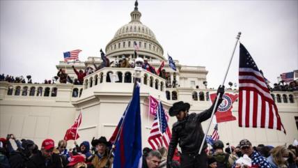 Pompeo: EEUU no es una 'república bananera' como lo dice Bush