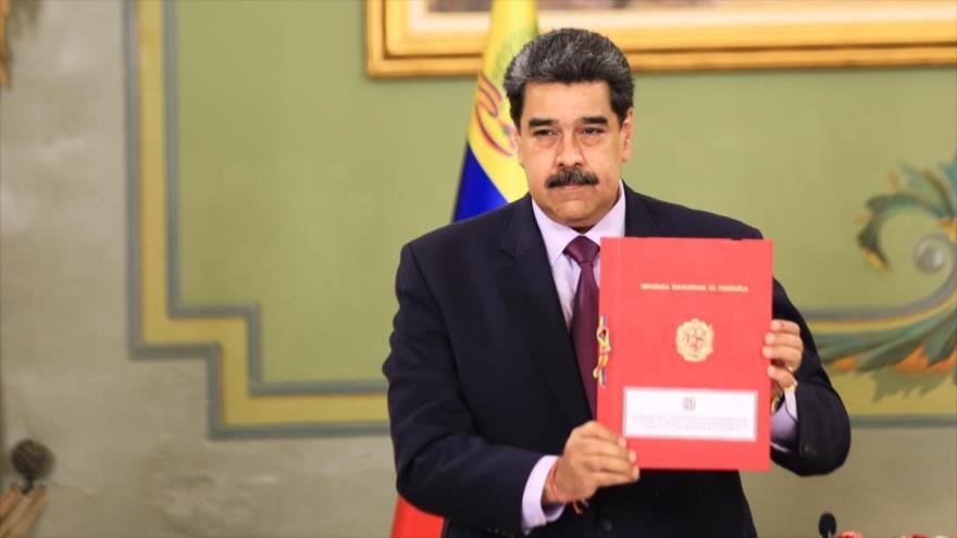 Maduro convoca a reunión de defensa tras fallo de CIJ sobre Esequibo | HISPANTV