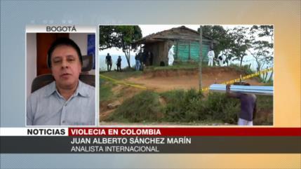 Marín: Incumplimiento de acuerdos de paz por Duque crea violencia
