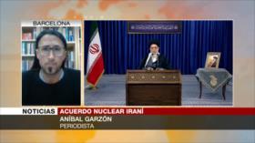 'Si EEUU no vuelve al pacto nuclear se quedará fuera de la mesa'