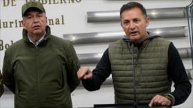Bolivia pide sello rojo de Interpol para juzgar a exministros de Áñez