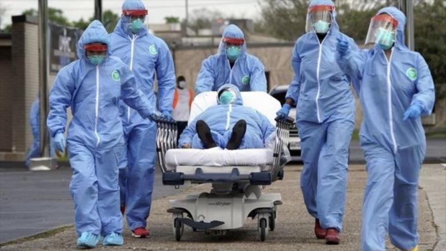 EEUU bate nuevo récord con 4000 fallecidos por COVID-19 al día | HISPANTV