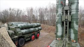 La India comprará S-400 rusos pese a amenaza de sanciones de EEUU