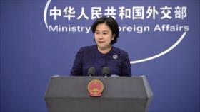 """China alerta de """"locura final"""" de la Administración de Trump"""