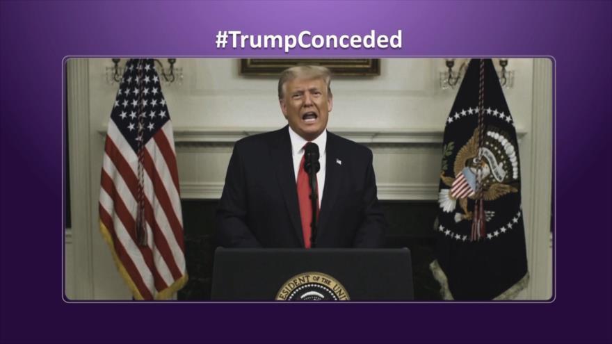 Etiquetaje: ¿Se realiza impeachment contra Trump?