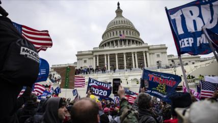 Haley: Rusia y Venezuela se burlan de EEUU por democracia de Trump