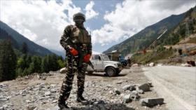 China pide a La India que libere rápidamente a su soldado detenido