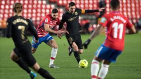 Vídeo: Messi marca doblete y encabeza el 'pichichi' en LaLiga