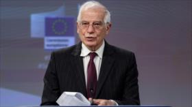 Borrell: Caos en EEUU refleja ruptura social promovida por Trump