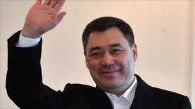 Sadyr Japarov gana las elecciones presidenciales de Kirguistán