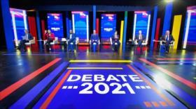Ecuador celebra el primer debate presidencial a un mes de elecciones