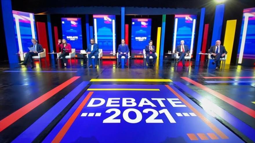 Ecuador celebra el primer debate presidencial a un mes de elecciones | HISPANTV