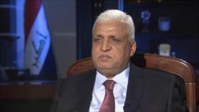 """""""Sanciones de EEUU contra Faleh al-Fayaz violan soberanía iraquí"""""""