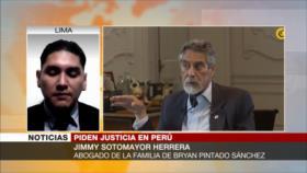Herrera: Actual Gobierno peruano solo promete, no da respuestas