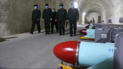 Base de misiles de Irán en G. Pérsico cunde pánico entre israelíes