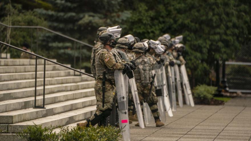 Pentágono, en alerta por temor a violencia en investidura de Biden | HISPANTV