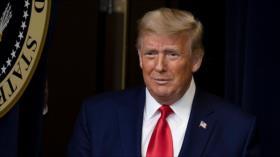Acta de acusación contra Trump es entregada al Senado de EEUU