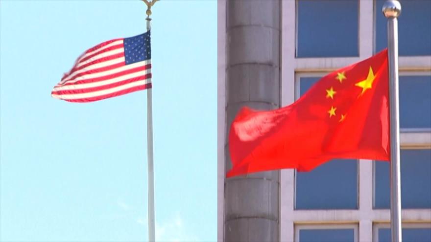 Tensiones entre China y EEUU siguen aumentando a un ritmo acelerado