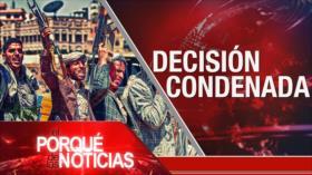 El Porqué de las Noticias: Crímenes de EEUU. Caos en EEUU. Amenaza para Venezuela