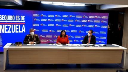 Venezuela denuncia amenazas de Guyana y EEUU en el Caribe