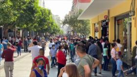 Guatemala enfrenta una segunda ola de contagios de COVID-19