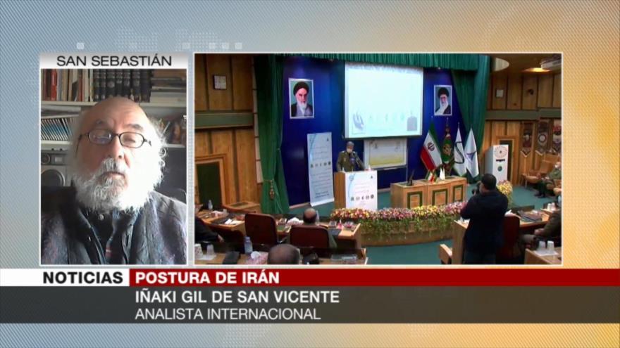 'Resistencia de Irán ante presiones ha sorprendido al Occidente'