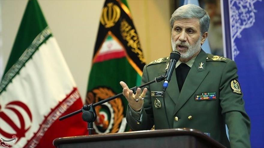 Irán alerta de una respuesta dura de sus FFAA a cualquier agresión